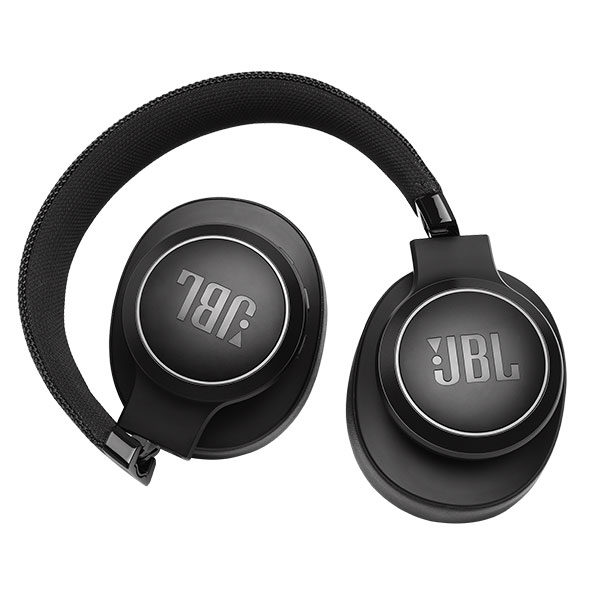 אוזניות JBL Live 500 BT קשת אלחוטיות עם חיי סוללה ארוכים שחור