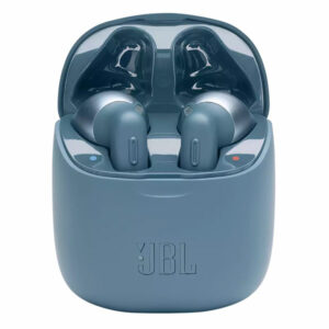 אוזניות JBL Tune T220 TWS אלחוטיות בעלות צליל נקי כחול