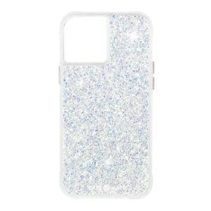 מגן כיסוי לאייפון 12 מיני שקוף נצנצים Case Mate