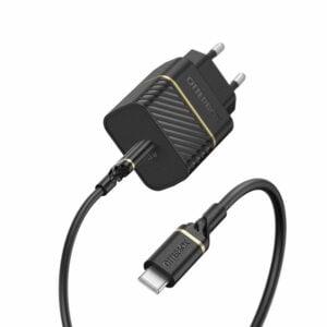מטען מהיר עם כבל USB-C בהספק 18 וואט Otterbox