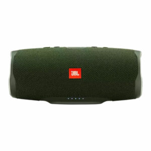 רמקול בלוטות JBL Charge 4 ירוק איכותי עם סוללה עוצמתית במיוחד