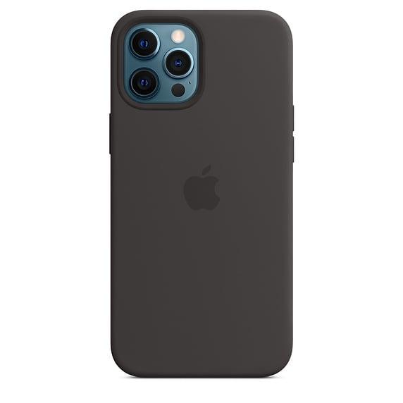 מגן מקורי לאייפון 12 פרו מקס שחור תומך MagSafe