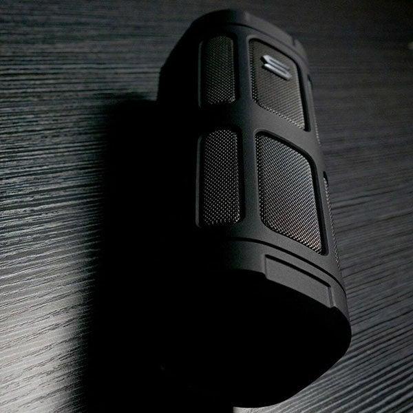רמקול אלחוטי Soul WavePower שחור עם סאונד עוצמתי ב-360 מעלות
