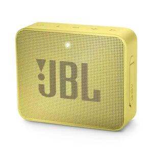 רמקול בלוטוס צהוב 2 JBL GO החדש