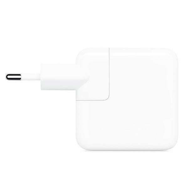 ראש מטען מקורי לאייפון ולאייפד בהספק 30 וואט Apple 30W USB-C Adapter