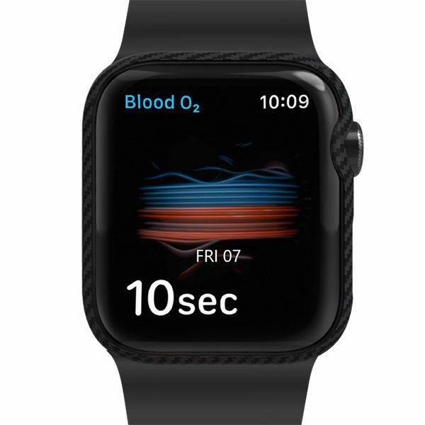 כיסוי ל Apple Watch 40mm סיבי ארמיד PITAKA Air Case המגן הדק בעולם