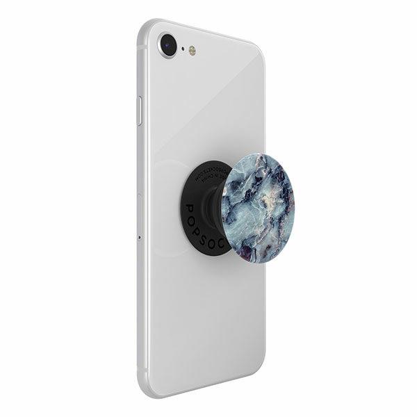 פופסוקט מחזיק לסמארטפון שיש כחול PopSocket Abstract Blue Marble