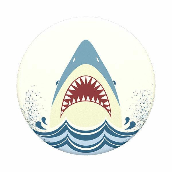 פופסוקט תופסן לסמארטפון כריש PopSocket Shark Jump