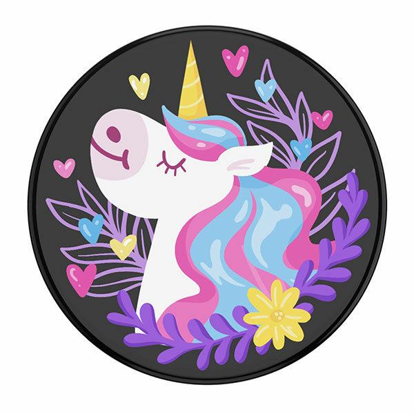 פופסוקט מחזיק לסמארטפון חד קרן PopSocket Unicorn Day Dream