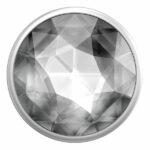 פופסוקט מחזיק לסמארטפון דיסקו כסוף PopSocket Disco Crystal Silver