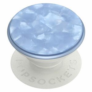 פופסוקט תופסן לסמארטפון כחול מלח PopSocket Acetate Powder Blue