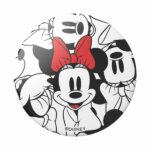 פופסוקט תופסן לסמארטפון מיני מאוס PopSocket Minnie Classic Pattern