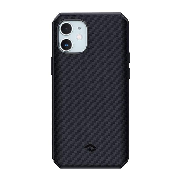 כיסוי לאייפון 12 מיני PITAKA MagEZ Pro 2 עם מגנט מובנה תומך MagSafe המגן החזק בעולם