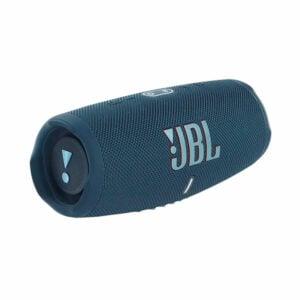 רמקול JBL Charge 5 כחול עם שמע עוצמתי במיוחד