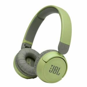 אוזניות קשת אלחוטיות לילדים JBL JR310BT ירוק עם מיקרופון מובנה