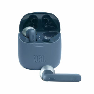 אוזניות אלחוטיות JBL Tune 225 TWS כחול עם חיי סוללה ארוכים