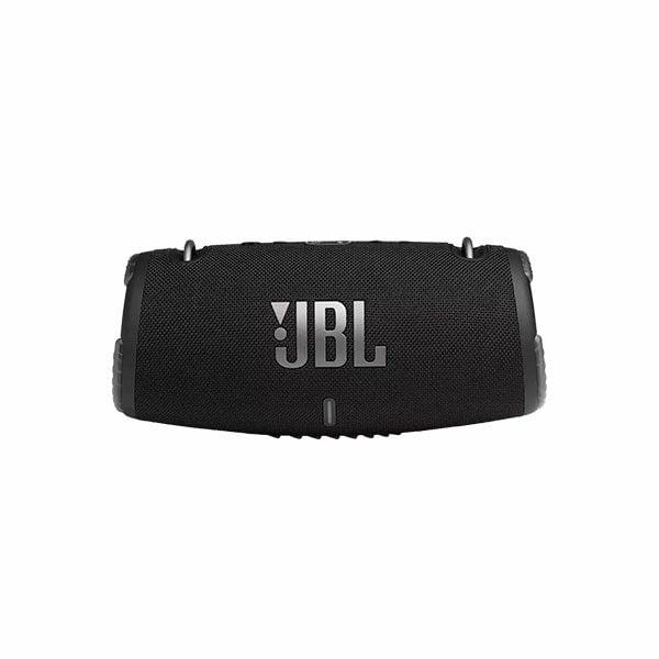 רמקול JBL XTREME 3 שחור עם רצועת נשיאה וסאונד מאסיבי