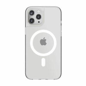 כיסוי לאייפון 12 פרו שקוף Skech תומך MagSafe