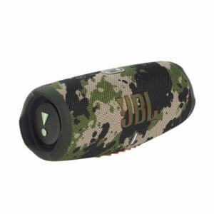 רמקול JBL Charge 5 צבאי עם שמע עוצמתי במיוחד