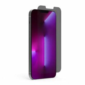 מגן מסך לאייפון 13 פרו שומר פרטיות PureGear Privacy Glass