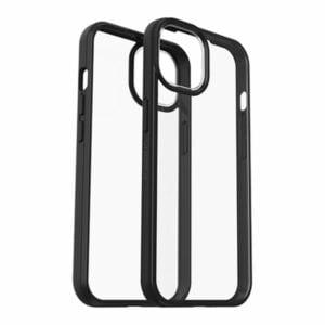 כיסוי לאייפון 13 שקוף שחור Otterbox React דק ועמיד במיוחד
