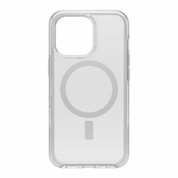 כיסוי שקוף לאייפון 13 פרו Otterbox Symmetry תומך MagSafe עם אחריות לשנה