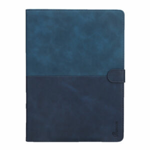 כיסוי לאייפד 10.2 אינץ' ארנק כחול עם מקום לכרטיסי אשראי Duo Premium