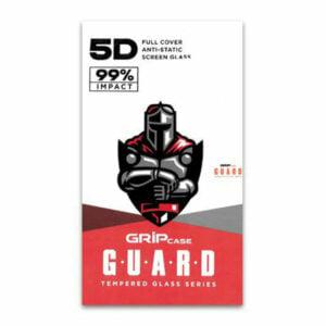 מגן מסך לאייפון 13 פרו זכוכית מלא Grip Case Guard