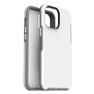 כיסוי לאייפון 13 מיני לבן חזק ועמיד במיוחד מעניק הגנה מושלמת Nanox
