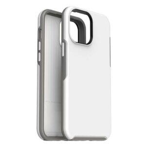 כיסוי לאייפון 12 מיני לבן חזק ועמיד במיוחד מעניק הגנה מושלמת Nanox