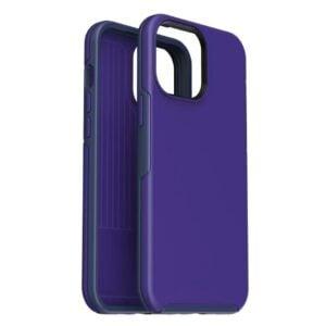 כיסוי לאייפון 12 כחול חזק ועמיד במיוחד מעניק הגנה מושלמת Nanox