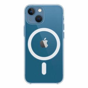 כיסוי לאייפון 13 מיני מקורי שקוף תומך MagSafe