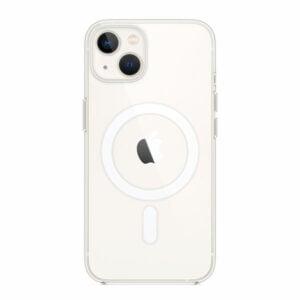 כיסוי לאייפון 13 מקורי שקוף תומך MagSafe