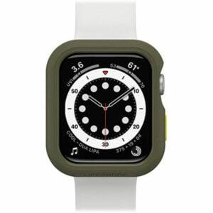 """מגן לשעון אפל 44 מ""""מ ירוק זית Otterbox Lifeproof המגן החזק בעולם"""