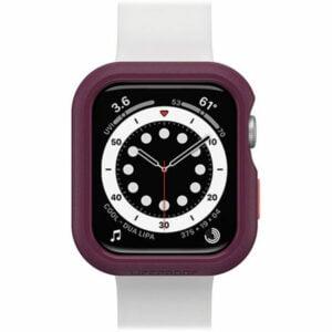 """מגן לשעון אפל 44 מ""""מ סגול כהה Otterbox Lifeproof המגן החזק בעולם"""