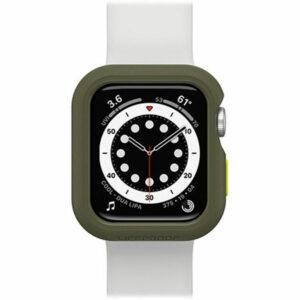 """מגן לשעון אפל 40 מ""""מ ירוק זית Otterbox Lifeproof המגן החזק בעולם"""