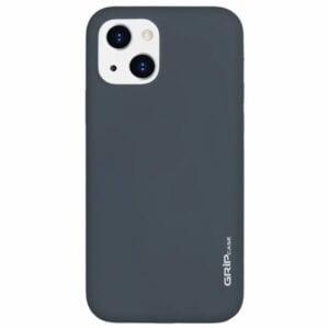 מגן לאייפון 13 אפור סיליקון עם מגנט מובנה Grip Case