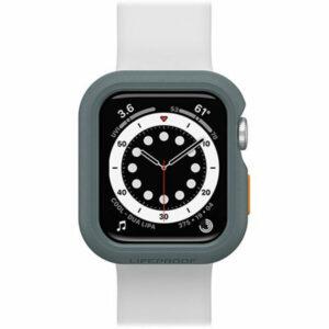 """מגן לשעון אפל 40 מ""""מ אפור Otterbox Lifeproof המגן החזק בעולם"""