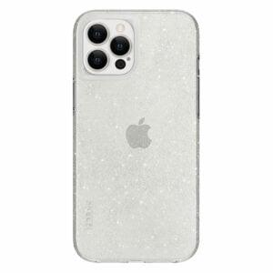כיסוי לאייפון 13 פרו מקס נצנצים שקוף Skech Sparkle