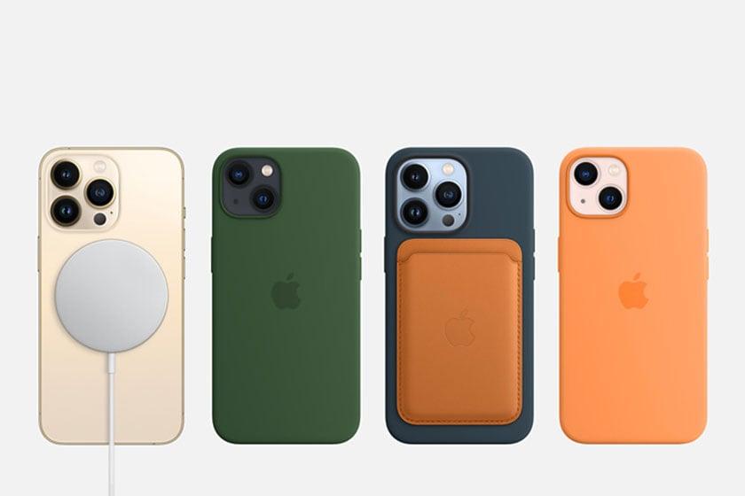 כיסוי MagSafe לסדרת האייפון 13