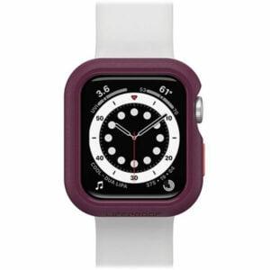 """מגן לשעון אפל 40 מ""""מ סגול כהה Otterbox Lifeproof המגן החזק בעולם"""