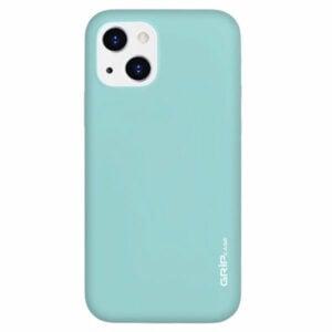 מגן לאייפון 13 טורקיז סיליקון עם מגנט מובנה Grip Case