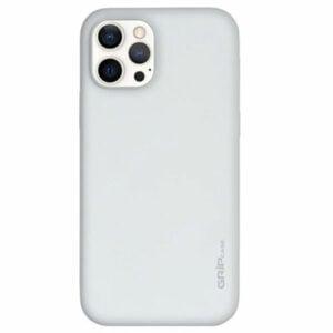 מגן לאייפון 13 פרו מקס לבן סיליקון עם מגנט מובנה Grip Case